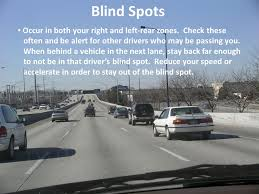 Driving Blind Spot Check 1 An Expressway Is A Access Highway Ppt Download