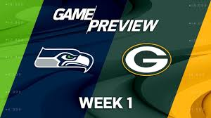 Green Bay Packer Flag Seattle Seahawks Vs Green Bay Packers Week 1 Game Preview