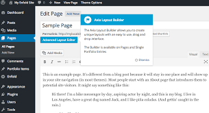 enfold layout builder video enfold from scratch kriesi at premium wordpress themes