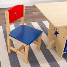 Childrens Folding Table And Chair Set Kidkraft Star Table Chair Set Furniture Childrens Folding Tables