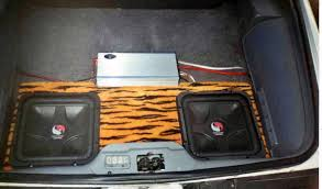 camaro speaker box let s see your custom speaker boxes third generation f
