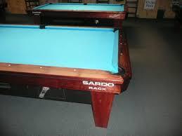 Smart Pool Table 9 U0027 Diamond Smart Table One Piece Slate Pro Cut Pockets