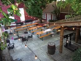 Backyard Beer Garden Beer Garden Picture Of Smugglers Nassau Tripadvisor