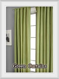 Green Color Curtains Curtains By Color Bestwindowtreatments Com