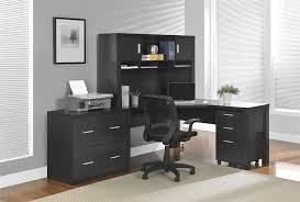 Espresso Computer Desk With Hutch by Amazon Com Altra Princeton Hutch Espresso Kitchen U0026 Dining