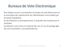 bureau de vote composition reunion d information ppt télécharger