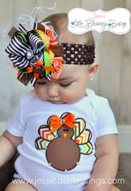 fall turkey thanksgiving baby shower bodysuit fall