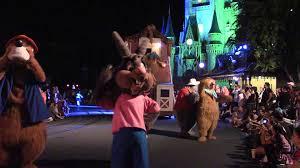 mickey u0027s boo to you halloween parade at magic kingdom walt disney