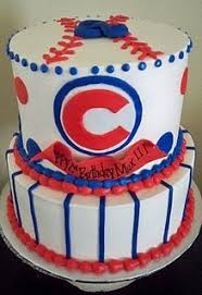 34 best chicago cubs cakes images on pinterest chicago cubs cake