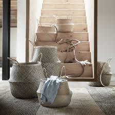 Ikea Wicker Baskets by Quand Le Charme De L U0027osier Opère Fladis Ikeahome Ikea