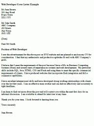 web designer cover letter 17 web developer cover letter example
