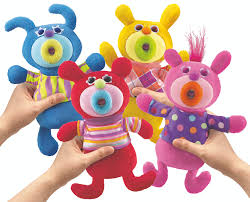 Singing Stuffed Animals Sing A Ma Jigs Singing Harmonizing Toys Are So Much Baby