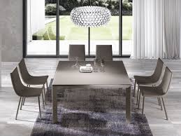 Large Square Dining Room Table Amusing Square Dining Table Large Edinburghrootmap