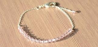 beads bracelet easy images Easy step to design simple bead bracelet patterns jpg