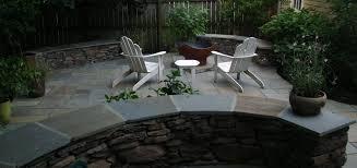 Backyard Walkway Designs - landscape design company arlington falls church alexandria