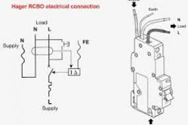 rcd wiring diagram hager wiring diagram