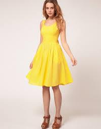 sun dress yellow sundress dressed up girl