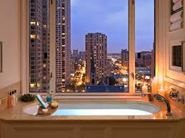 Hotels With Bathtubs What Chicago Hotels Have The Best Bathrooms