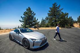 targa trophy rally in the 2018 lexus lc 500 photo u0026 image gallery
