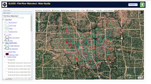 Flint Michigan Map Mapping Decision Support Tools The Flint River Watershed Coalition