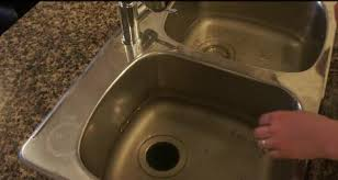 clogged sink how to clear a clogged sink naturally read health related blogs