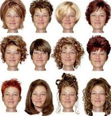 hairstyles for heavy set women over 40