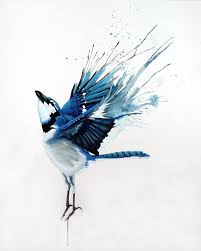 best 25 blue bird art ideas on pinterest bird art watercolor