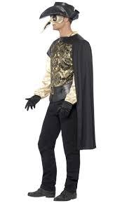 venetian masquerade costumes plague doctor men s costume venetian masquerade fancy dress costume