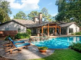 Pool Patio Design Get Many Advantages By Improving Your Patio With Swimming Pool