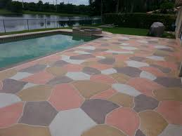 Pictures Of Stamped Concrete Walkways by Euro Tile Eagle Concrete Corp Broward U0027s Top Concrete