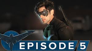 nightwing the series episode 5 legacy