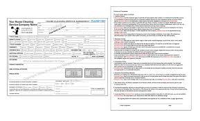cleaning service proposal template eliolera com
