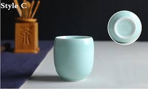 Handmade Tea Cups - handmade tea cups cracking retro 6 colors tea deluxe