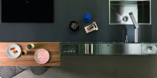 knife block the equipped back section valcucine videos