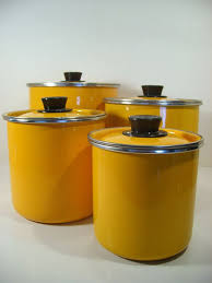 enamel kitchen canisters flickriver junkculture s photos tagged with vintage