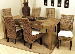 rattan kitchen furniture synthetic furniture dining room rattan kitchen table walnut dining