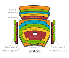 orchestra floor plan seat map kw symphony