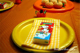 what year was charlie brown thanksgiving made it u0027s the great pumpkin charlie brown u201d party denna u0027s ideas