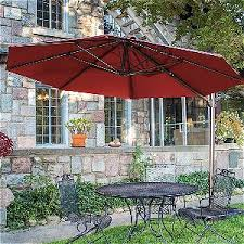 Best Cantilever Patio Umbrella Best Cantilever Umbrella Best Offset Umbrella Reviews Outsidemodern
