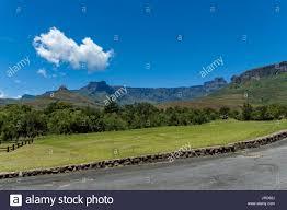 Drakensberg Mountains Map Drakensberg Amphitheatre Stock Photos U0026 Drakensberg Amphitheatre
