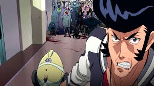 space dandy space dandy 04 random curiosity