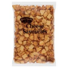 crawford u0027s cheese savouries 350g crackers u0026 savoury biscuits