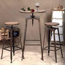 round bistro table set rustic round bistro table coma frique studio 8be8cdd1776b