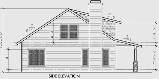 two story bungalow house plans 2 story house plans side by homes zone