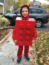 my diy lego brick halloween costume