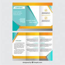 3 fold brochure template free 3 fold brochure template free trifold brochure template