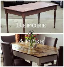 best 25 table top redo ideas on pinterest refurbished dining