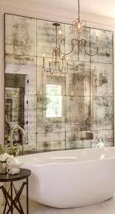 wall ideas distressed wood framed floor mirror distressed mirror