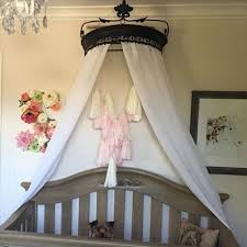 wall teester bed crown canopy