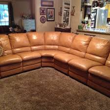 Natuzzi Leather Sofas For Sale Find More Gorgeous Natuzzi All Leather Sectional From Star
